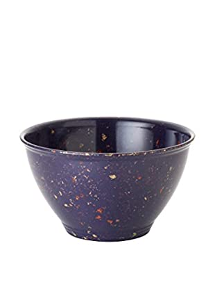 Rachael Ray Garbage Bowl with Non-Slip Rubber Base, Purple