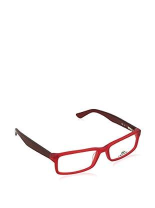 Lacoste Montatura 268561553_615 (53 mm) Rosso
