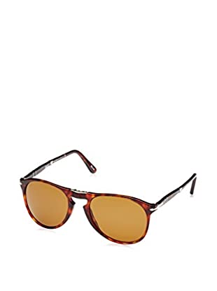 PERSOL Sonnenbrille 0PO9714S 55 24/33 (55 mm) havanna