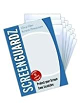 ScreenGuardZ Ultra-Slim Screen Protector for Samsung Instinct M800 - Transparent
