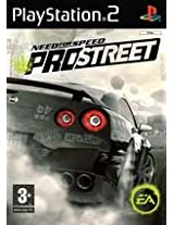 Need for Speed: ProStreet (PS2)