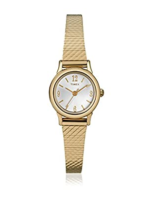 TIMEX Reloj de cuarzo Woman Dress Dorado 21 mm