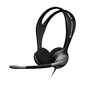 【クリックでお店のこの商品のページへ】【国内正規品】ゼンハイザーコミュニケーションズ ヘッドセット PC131: パソコン・周辺機器