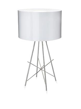 Kirch Lighting Ryan Table Lamp, White