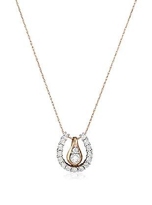 BENTELLI Collana Oro Rosa/Oro Bianco