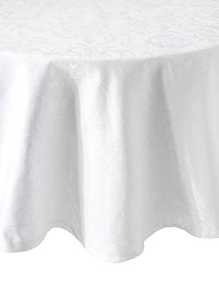 Garnier-Thiebaut Mille Charmes Tablecloth, Blanc