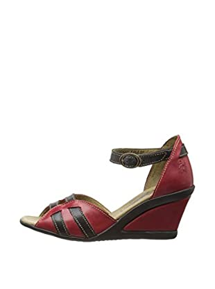 Fly London Sandalias Jori (Rojo)