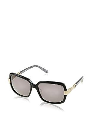 Trussardi Gafas de Sol 12811_BK-56 (56 mm) Negro