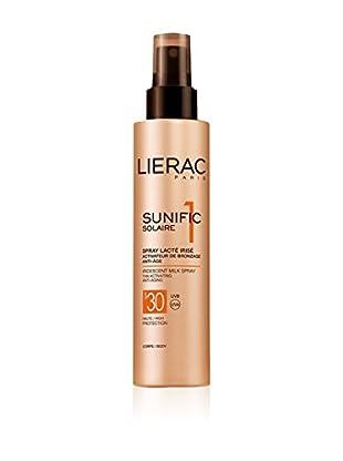 Lierac Sonnenmilch Sunific 30 SPF  150 ml, Preis/100 ml: 14.63 EUR