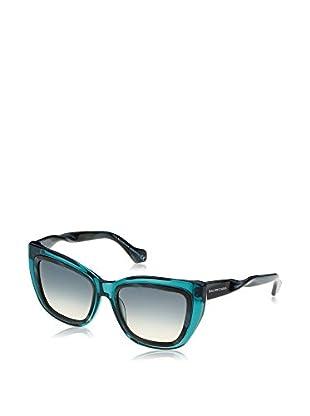 Balenciaga Gafas de Sol BA0027 55 19 140 89B (55 mm) Turquesa