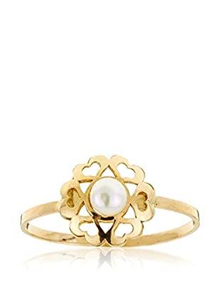GOLD & DIAMONDS Anillo