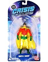 Crisis on Infinite Earths Series 1: Earth 2 Robin Action Figure