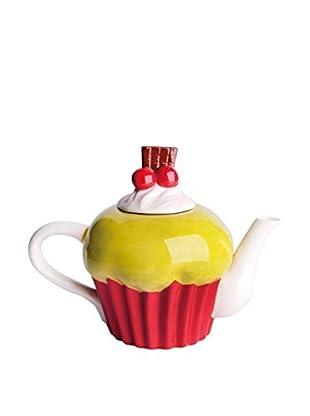 Soul Kitchen Teekanne Cup Cake mehrfarbig
