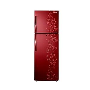 Samsung RT28FAJSARX/TL Double Door Refrigerator (Red)