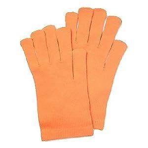 【クリックで詳細表示】キャラバン(CARAVAN) シームレスグローブ 01900 オレンジ 335: 服&ファッション小物