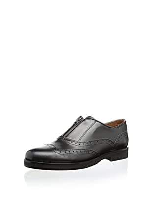 b STORE Men's Richard 1 Wingtip Oxford (Black)