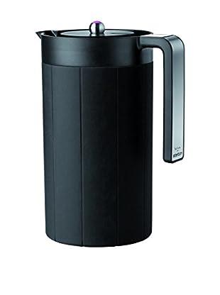 Stelton Dot Tea Jug, Black