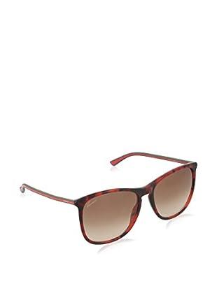 GUCCI Gafas de Sol 3767/ S 42 GY0 (57 mm) Rojo