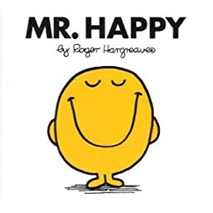Mr. Happy (Mr. Men Story Library)