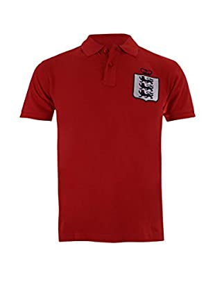 TOFFS - RETRO FOOTBALL APPAREL Polo England