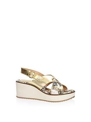 Desigual Keil Sandalette Alexia 4