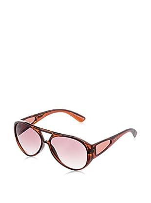 Tod'S Gafas de Sol TO0071 (56 mm) Naranja / Pardo
