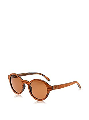 Earth Wood Sunglasses Sonnenbrille Maho (48 mm) holz