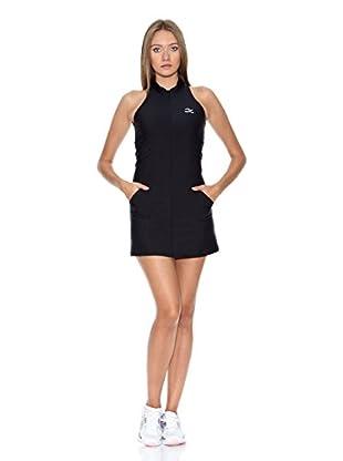 Naffta Vestido Tenis / Padel (Negro / Lila)