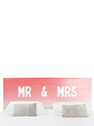 Cabecero Mr & Mrs