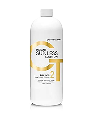 California Tan Instant Dark Sunless Solution Tinted Technology 1L, Preis/100ml: 3,79 EUR
