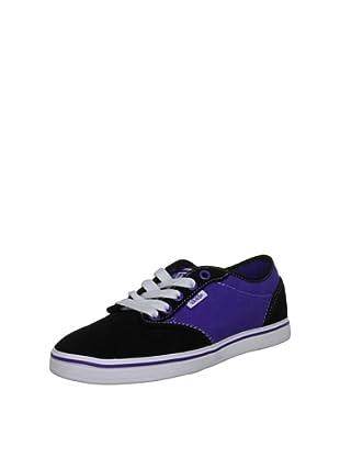 Vans Zapatillas Preston (Azulón / Negro)