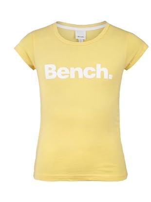 Bench T-Shirt New Deckstar B (sunshine)