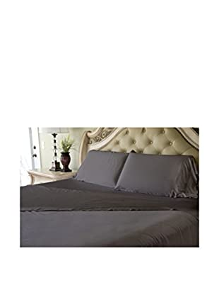 Hotel Comfort 4-Piece Rayon from Bamboo Sheet Set
