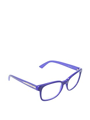 Gucci Damen Brillengestell GG 3572 X1M blau
