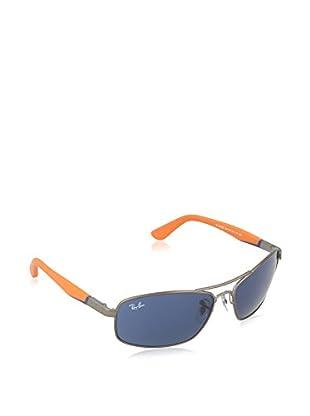 Ray-Ban Junior Sonnenbrille MOD. 9536S - 241/80 metall/orange