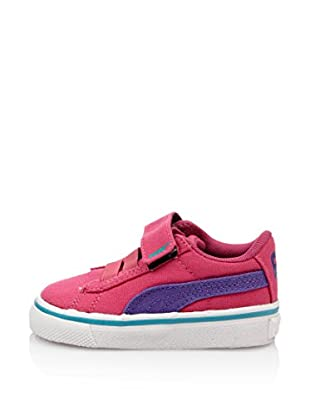 Puma Zapatillas Puma S Canvas Vulc V Kids (Fucsia)