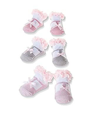 Pitter Patter Baby Gifts 3tlg. Set Socken In A Box