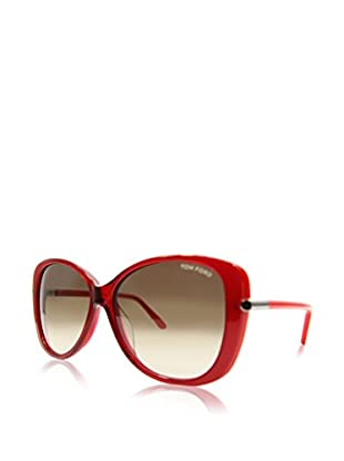Tom Ford Occhiali da sole FT-LINDA 9324S-68F (59 mm) Rosso