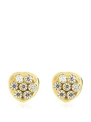 Gold & Diamond Ohrringe gelbgold one size