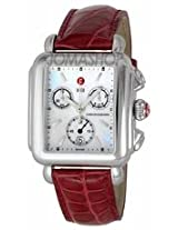 Michele Deco Stainless Steel Watch Mww06A000449