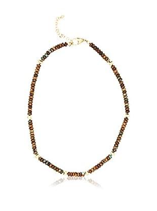 ETRUSCA Halskette 51 cm goldfarben
