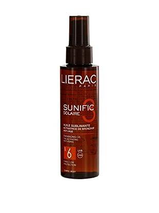 Lierac Sonnenöl Sunific 125 ml, Preis/100 ml: 17.56 EUR