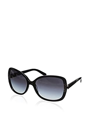 Tory Burch TY7022 Women's Sunglasses, Black