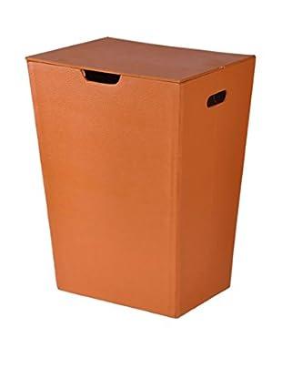 Gedy by Nameek's Vogue Laundry Basket AC38-67, Orange