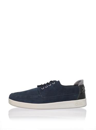 Clae Men's Zissou Sneaker (Manta Ray Suede)