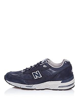 New Balance Zapatillas Lifestyle 991N (Marino)