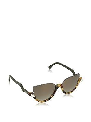 Fendi Gafas de Sol 0138/S VD_N75 (52 mm) Havana