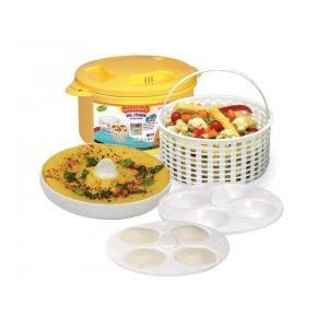 Ruchi Microwave Multi Cooker 4-In-1