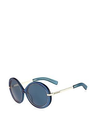 Karl Lagerfeld Gafas de Sol KL785S54 (54 mm) Azul