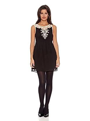 Rare London Vestido Jeanette (Negro)